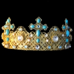 blue-bridal-wedding-crown-headband-d&g-swarovski-24k-gold-01